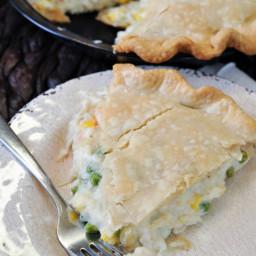 Creamy Chicken Pot Pie Recipe