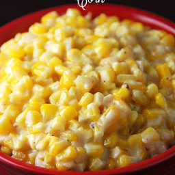 Creamy Crock Pot Corn