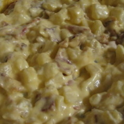 Creamy Crockpot Hashbrowns
