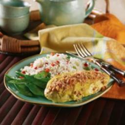 Creamy Curry Lemon Chicken