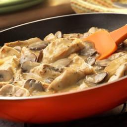 Creamy Dijon Chicken with Mushrooms