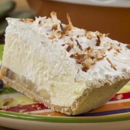 Creamy Dreamy Banana Pie