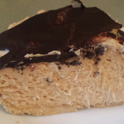 Creamy Dreamy Peanut Butter Pie