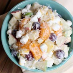 Creamy Fruit Salad