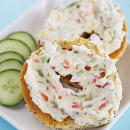 Creamy Herb Sandwich Spread