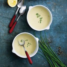 Creamy Leek and Parsnip Soup