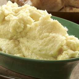 Creamy Mashed Yukon Gold Potatoes