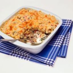 Creamy Noodle and Cheese Casserole