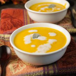 Creamy Paleo Pumpkin Soup