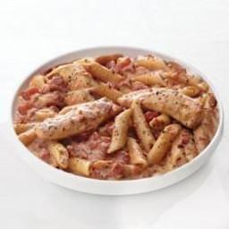 Creamy Parmesan & Sun-Dried Tomato Chicken Penne