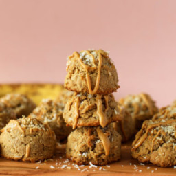 Creamy Peanut Butter Tahini Fat Bites