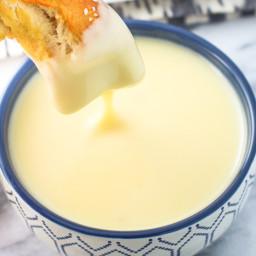 Creamy Smoked Gouda Dip