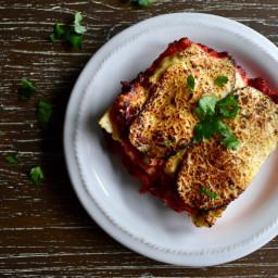 Creamy Vegetable Lasagna Recipe