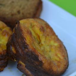 Creamy Zucchini Egg Muffins
