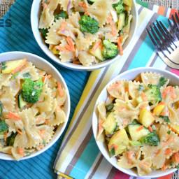 Creamy Garden Pasta Salad