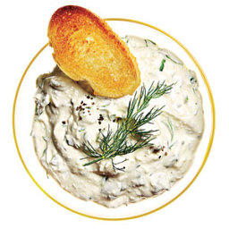 Creamy Spinach and Feta Dip