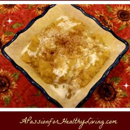 Creative Grain Free Winter Porridge...A Gluten Free Recipe!