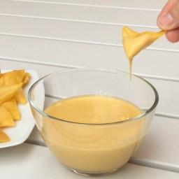 Crema de queso vegana
