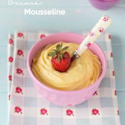 Crema Mousseline alla vaniglia