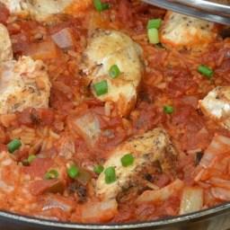 Creole Chicken Recipe