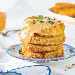 Creole Fried Green Tomatoes