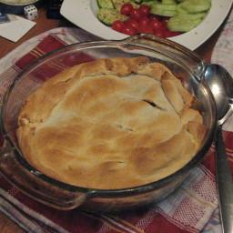 Crescent Hamburger Pie