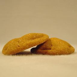 Crinkle Top Molasses Cookies