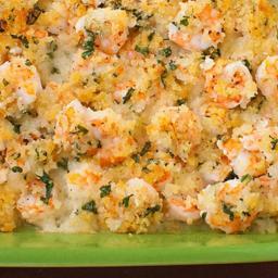 Crispy Baked Garlic Shrimp