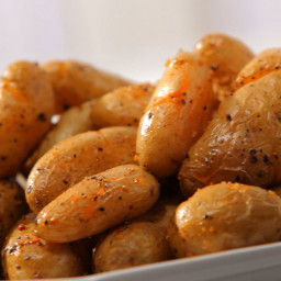Crispy Fingerling Potatoes