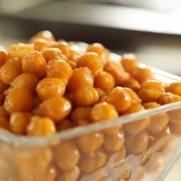 Crispy Garbanzo Beans