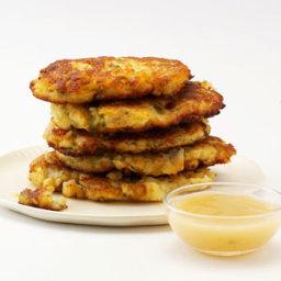 Crispy Mashed Potato and Stuffing Patties Recipe