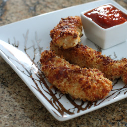 Crispy Oven Fried Creole Chicken With Panko Crumbs