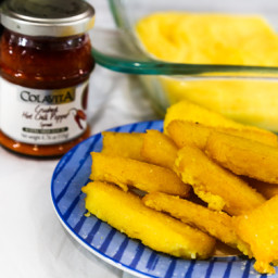 Crispy Polenta Fries