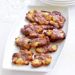 Crispy Smashed Roasted Potatoes