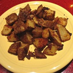 Crispy Spiced Taters