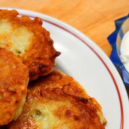 Crispy Traditional Potato Pancakes