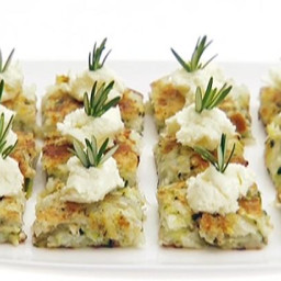 Crispy Zucchini and Potato Pancakes