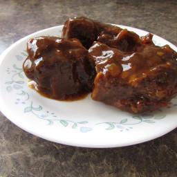 Crock pot Barbecue Pork Lion Back Ribs