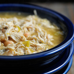 Crock-Pot Chicken Chili