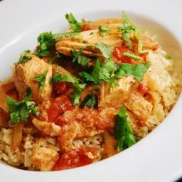 Crock Pot Chicken Tikka Masala Recipe