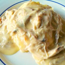 Crock-Pot Easy Chicken n Gravy