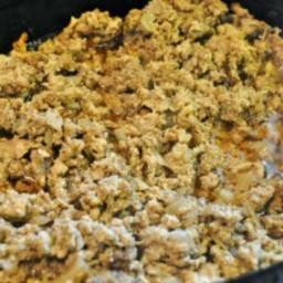 Crock Pot Ground Beef