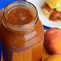 Crock Pot Peach Butter