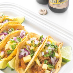 Crock-Pot® Slow Cooker Tacos al Pastor
