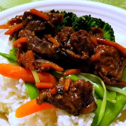 Crock-Pot Sweet & Sour Beef