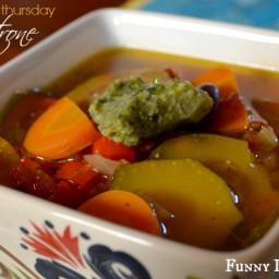 Crock Pot Thursday: Minestrone