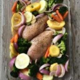 Crockpot Chicken Paprika Recipe
