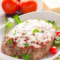 crockpot italian zucchini meatloaf – guest post