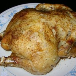 Crockpot Rotisserie Chicken