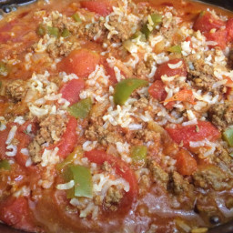 Crockpot Spanish Rice